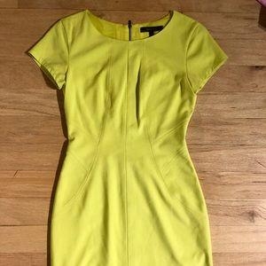 MUST GO: Green work dress